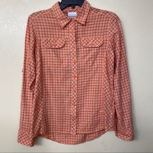 Colombia button up shirt